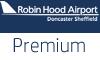 Robin Hood Airport Premium Parking logo