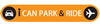 Birmingham I Can Park and Ride logo